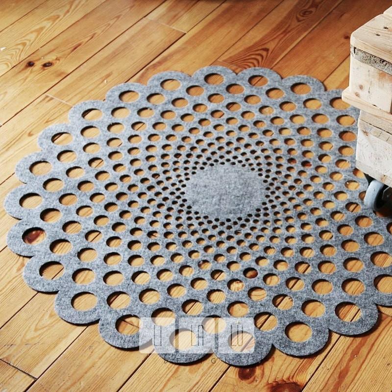 dywanik kółka